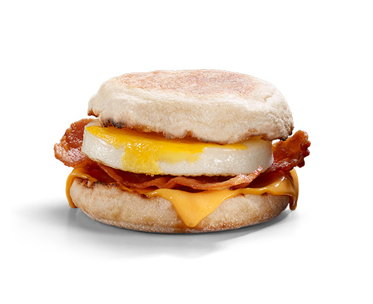 Bacon 'N Egg McMuffin